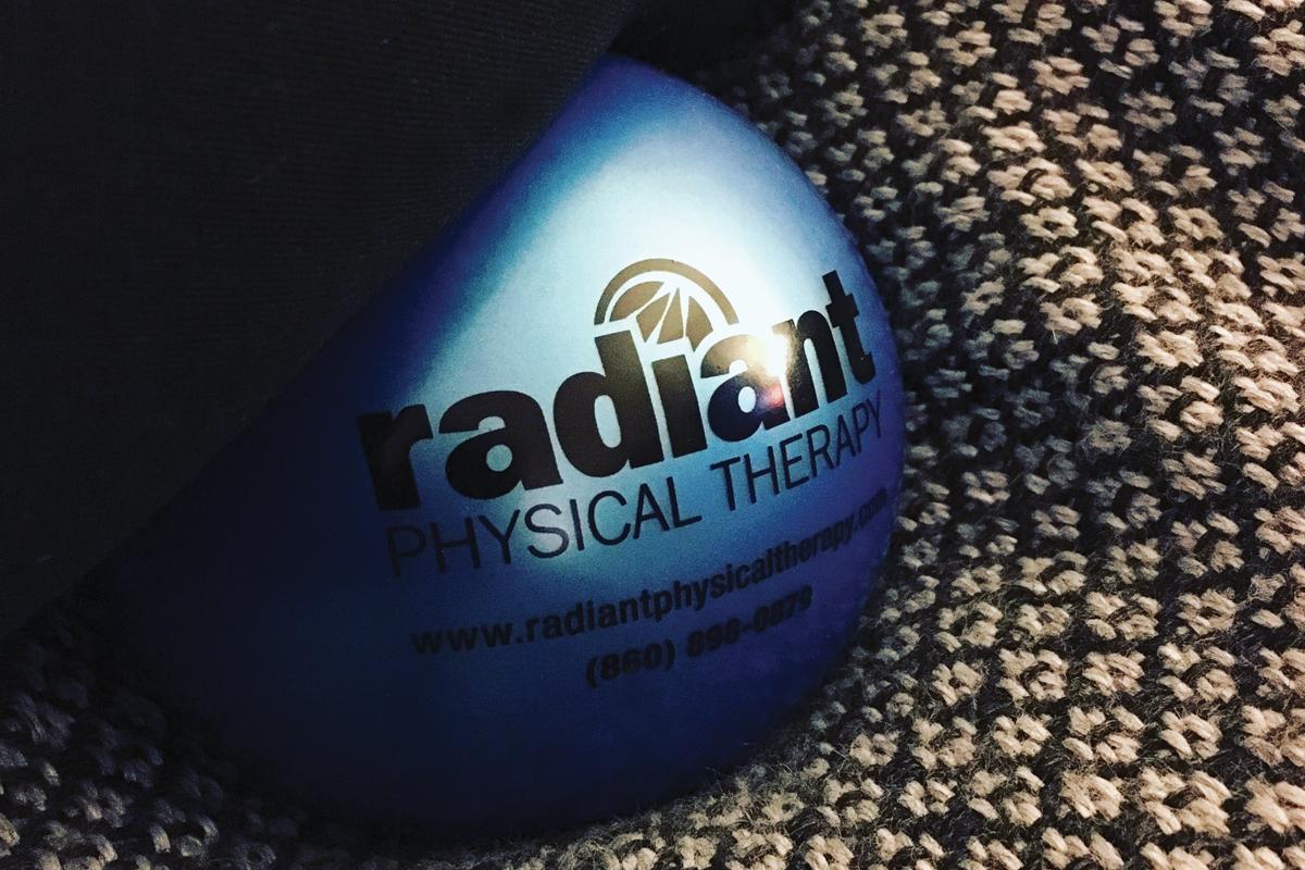 radiantPT_therapyball