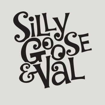 Silly Goose and Val Logo